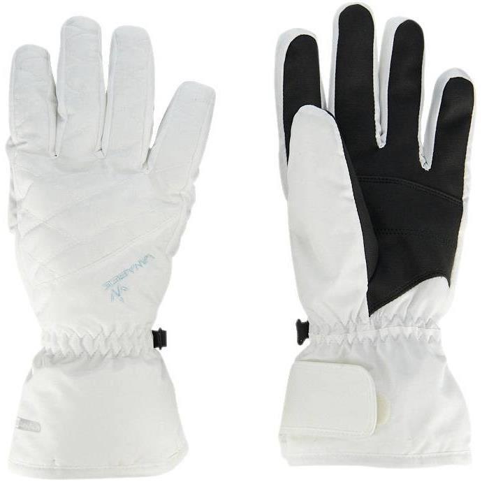 WANABEE Gants de ski SAVINAZ 100 GT - Femme - Blanc