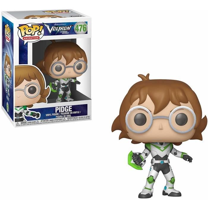 Figurine Funko Pop! Voltron: Pidge