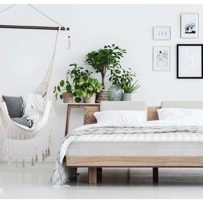 Matelas 140x200 pour tout type de lit / sommier - Matelas confort Epaisseur 15 cm - Matelas 140x200