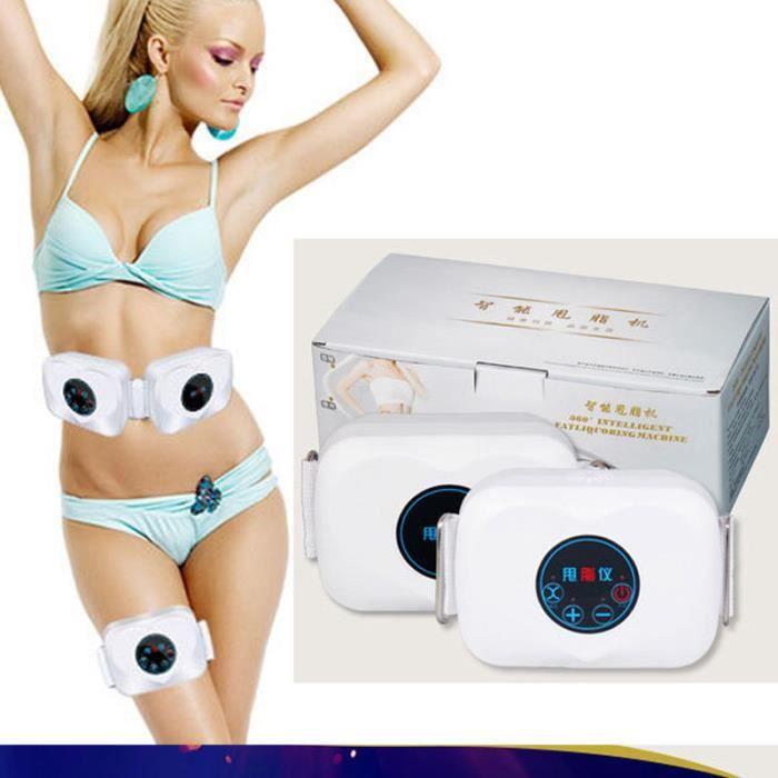 Ceinture abdominale femme & homme électrostimulation : Gainage des abdos avec la ceinture amincissante Abdominal/Bras/Cuisses Muscle