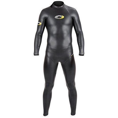 Osprey pour homme en nylon Longueur complète Combinaison de triathlon S noir - WST0041
