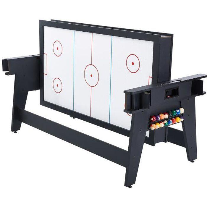 Table multi-jeux Goumi 2 en 1