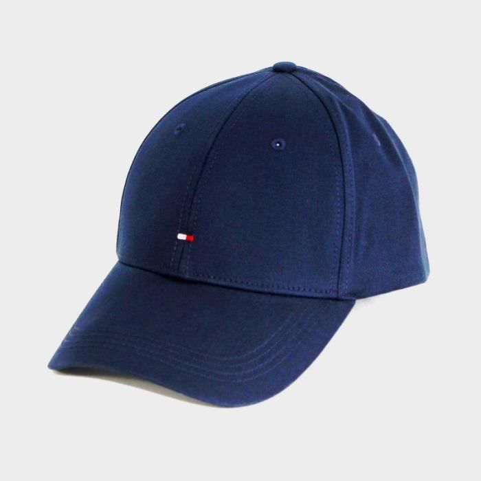 CASQUETTE CLASSIC BASEBALL NAVY - TOMMY HILFIGER