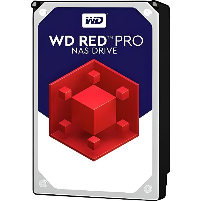 Disque dur NAS WD Red™ Pro 4 To