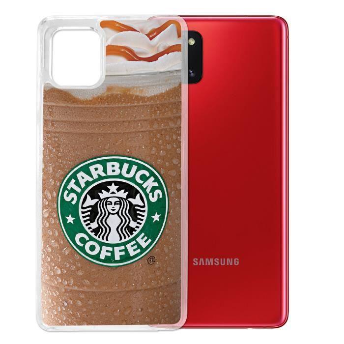Coque Samsung Galaxy A71 - Starbucks Coffee