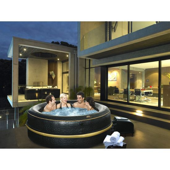 Spa jacuzzi gonflable jet luxury exotic j 213 6 places mod le d signation s - Jacuzzi gonflable 2 places ...