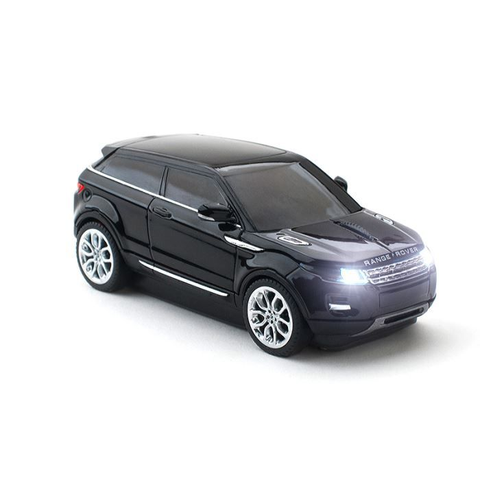 souris sans fil 2 4 ghz range rover evoque noir prix. Black Bedroom Furniture Sets. Home Design Ideas