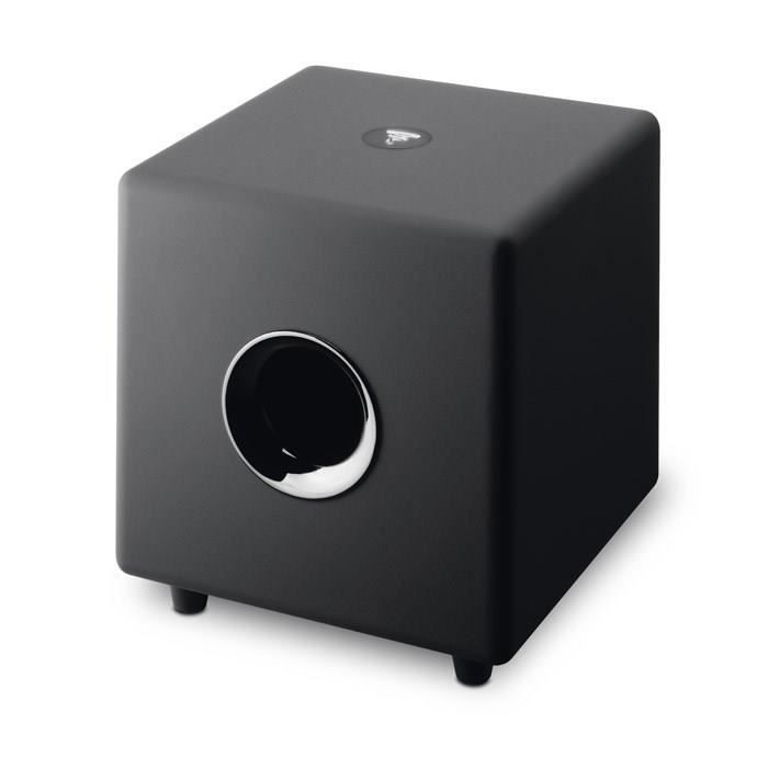 focal cub 3 subwoofer caisson de basse noir achat vente caisson de basse focal cub 3 sub. Black Bedroom Furniture Sets. Home Design Ideas