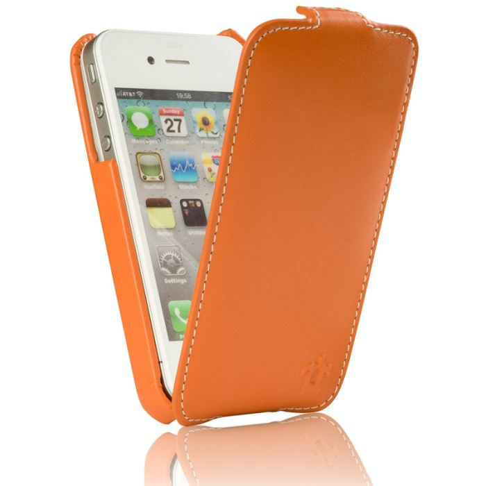 Housse iphone 4 cuir 28 images housse pour iphone 4 4s for Housse iphone 4 cuir