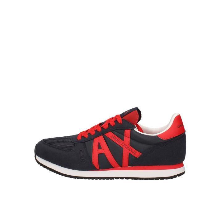 Armani Exchange Xux017-xv028 Sneakers Homme Bleu - Achat / Vente