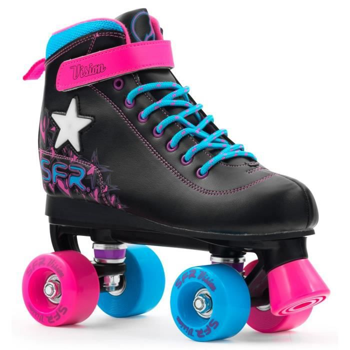 Vision II Lights Kids Quad Roller Skates