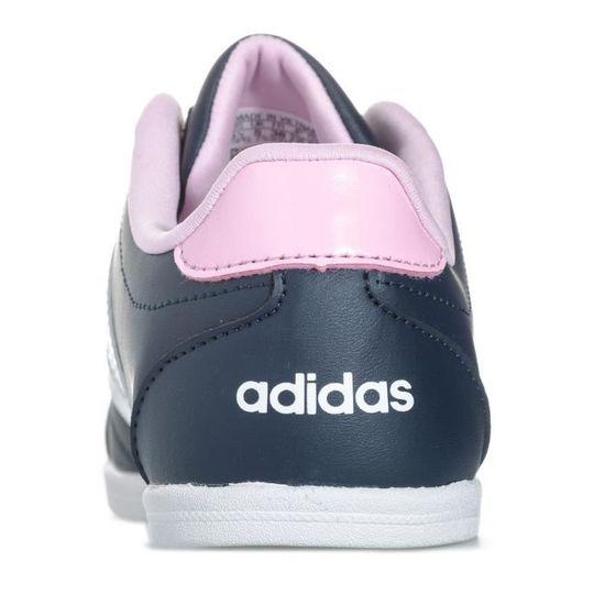 Baskets adidas SI VS Coneo QT pour femme en bleu marine.