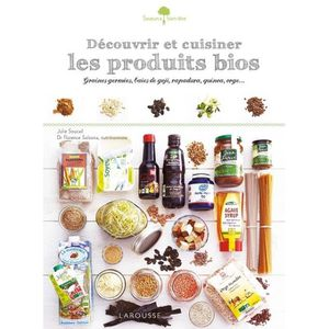 LIVRE CUISINE AUTREMENT Découvrir et cuisiner les produits bio. Graines ge