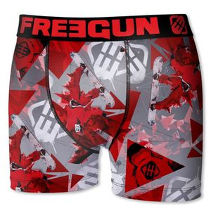 FREEGUN Boxer Boyz Red
