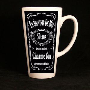 BOL Mug cadeau souvenir de mes 50 ans