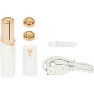 ÉPILATEUR ÉLECTRIQUE FLAWLESS - Stick Anti-Défaut Rechargeable USB