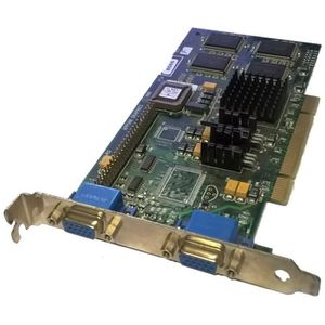 CARTE GRAPHIQUE EXTERNE Carte Graphique Appian Graphics Gemini PCI PCA-856