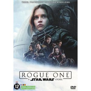 DVD FILM DVD - Rogue One: A Star Wars Story