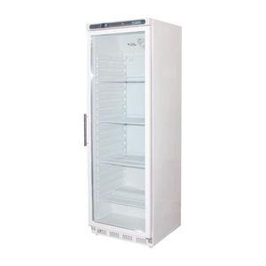 BUFFET RÉFRIGÉRÉ  Armoire vitrée réfrigérée 400 Litres Professionnel