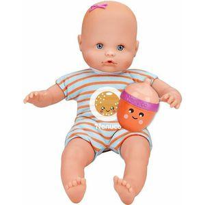 POUPON NENUCO - Mon Premier Nenuco Soft en Orange - Poupo