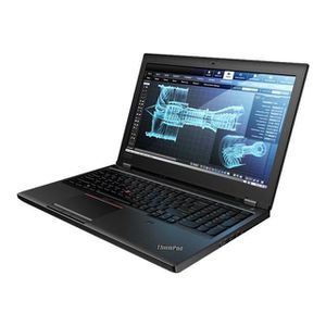 ORDINATEUR PORTABLE Lenovo ThinkPad P52 20M9 Core i7 8750H - 2.2 GHz W