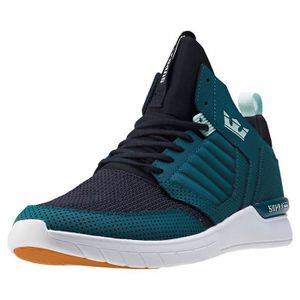 BASKET Supra Method Hommes Baskets Teal - 8 UK
