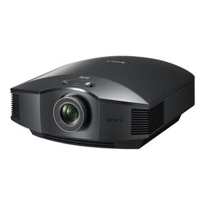 Vidéoprojecteur Sony VPL-HW45 - Projecteur SXRD - 3D - 1800 lumens