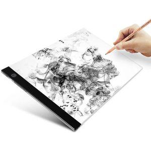 TABLE A DESSIN TEMPSA Tablette A3 planche a dessin lumineuse régl