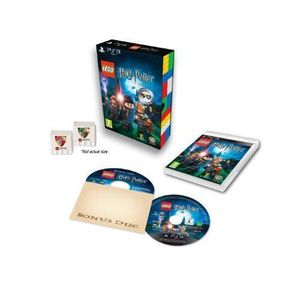 JEU PS3 Lego Harry Potter Collect Edit
