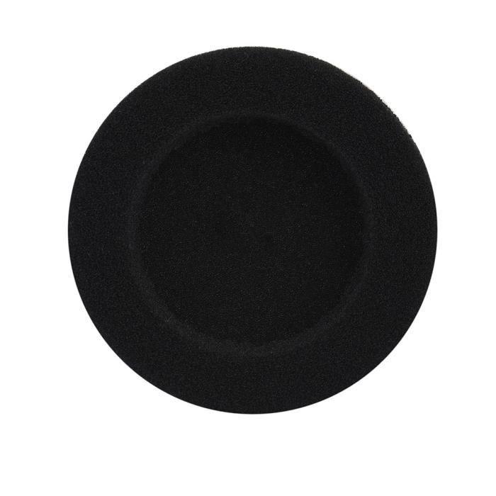 10 PCs 55 mm mousse coussinets oreille Pad coussinets housse casque pour casque XLQ61005746