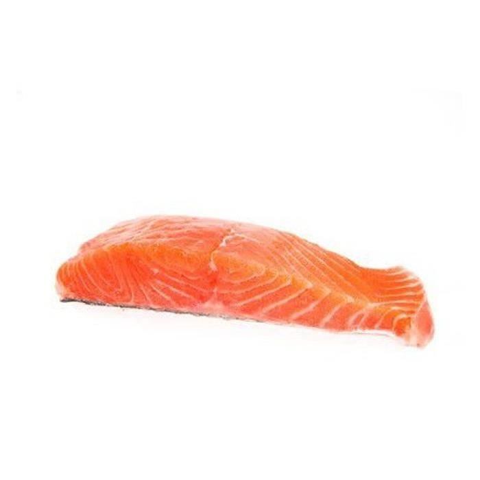 Pavé de saumon lot de 1 kg (Salmo salar)