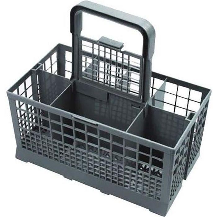 Panier porte-couverts universel, compatible avec le lave-vaisselle
