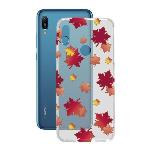 Protection pour téléphone portable Huawei Y6 2019 Flex Autumn TPU
