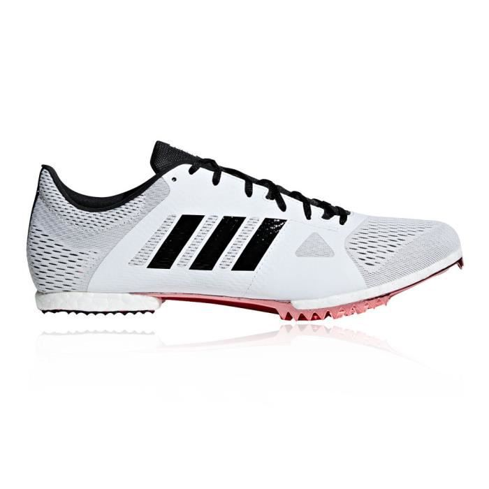 Adidas Hommes Adizero Middle Distance Chaussures De Course À Pointes Athlétisme