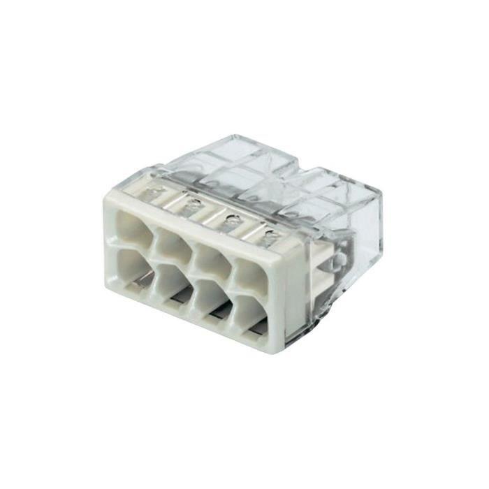 Connecteur boîte de jonction - série 2273 WAGO …