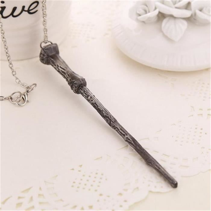Charm's Harry Potter Collier Necklace Groom Broom Balai