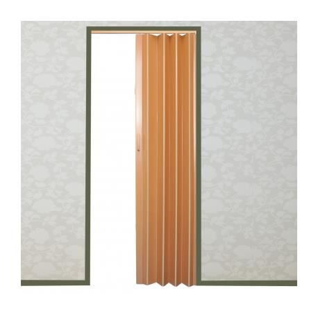 Porte accord on pliante extensible double 203x83cm brun for Porte accordeon