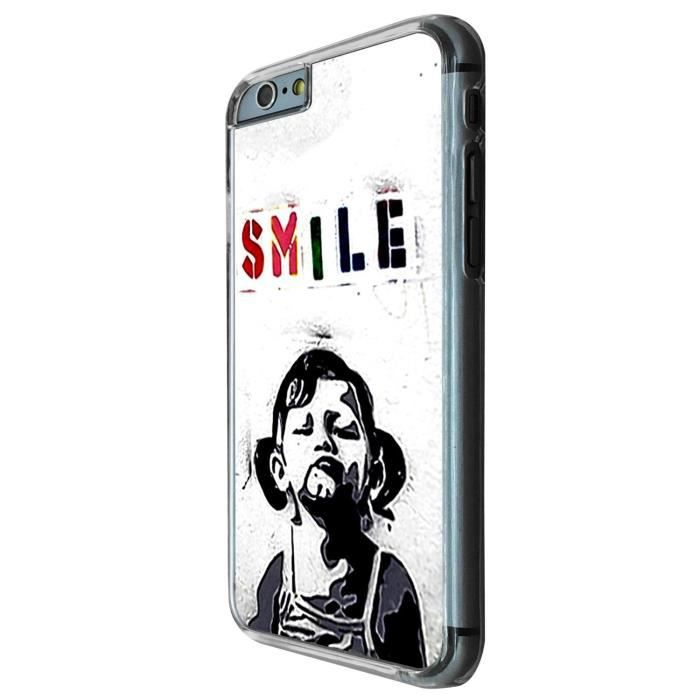 coque iphone 6 smile