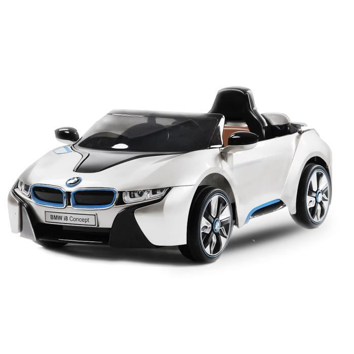 voiture lectrique pour enfant bmw i8 achat vente. Black Bedroom Furniture Sets. Home Design Ideas