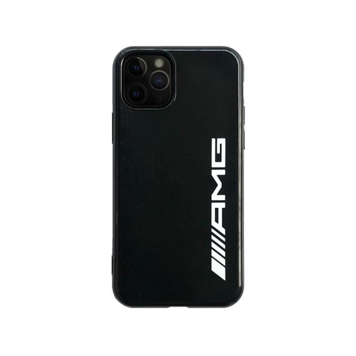coque iphone 11 pro mercedes benz amg antichoc pre