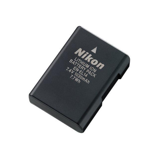 BATTERIE APPAREIL PHOTO Movttek® Batterie Li-Ion EN-EL14 Xit pour Nikon qu