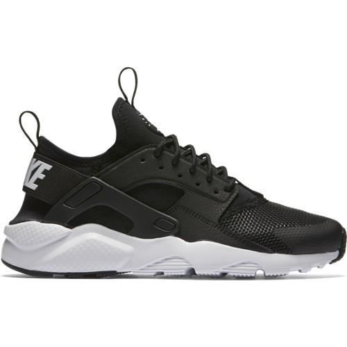 basket nike air huarache run ultra gs noir achat vente basket cdiscount. Black Bedroom Furniture Sets. Home Design Ideas