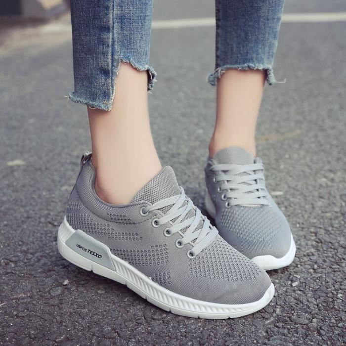 Basket Runing Chaussures Sneakers Shoes Femme Women f7Ygbv6y