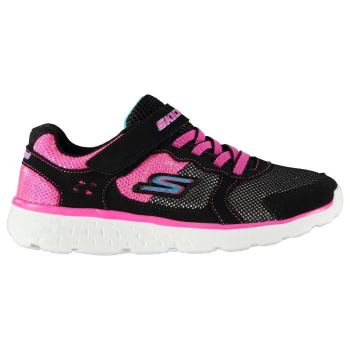 Skechers Fille Baskets De Course A Pied SkV9WIpeb5