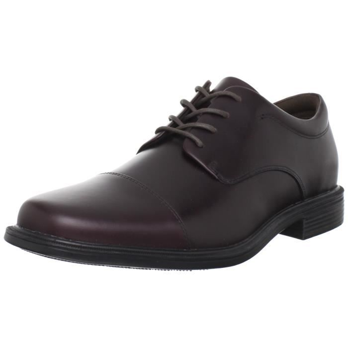 DERBY Ellingwood cuir Oxford 3OYRPH Taille-42 1-2