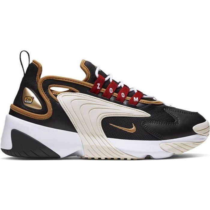Baskets Nike Zoom 2K Noir - Cdiscount Chaussures