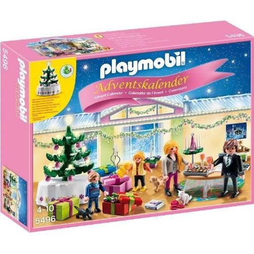 playmobil 5496 calendrier de l 39 avent soir d achat. Black Bedroom Furniture Sets. Home Design Ideas