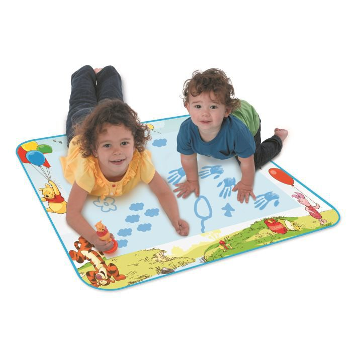 Tapis Aquadoodle Winnie L 39 Ourson Achat Vente Kit Peinture Tapis Aquadoodle Winnie Cdiscount