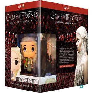 DVD SÉRIE DVD Coffret Game of Thrones (Le Trône de Fer) - L'