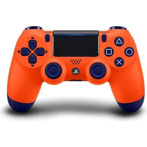 MANETTE JEUX VIDÉO Manette PS4 DualShock 4 Sunset Orange V2